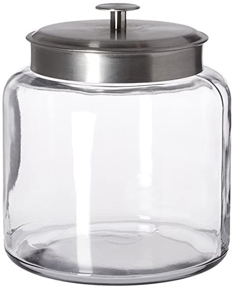 Image result for glass cookie jar