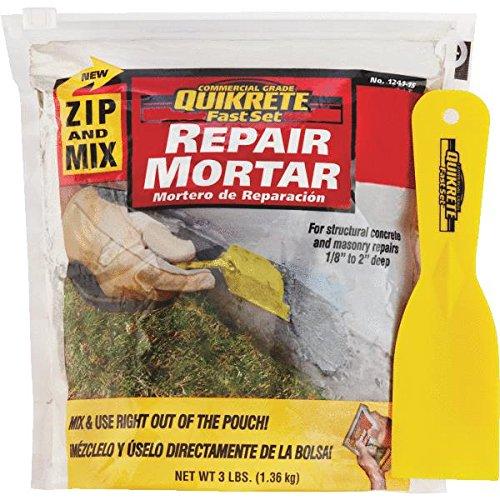 Quikrete 124115 FastSet Repair Mortar product image
