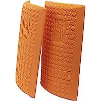 TSE Safety TSE-PPKS Pocket Knee Savers Orange One Size Fits All