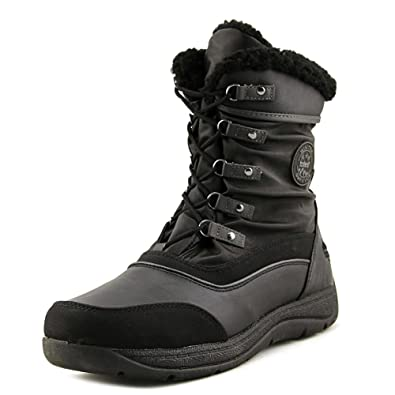 fe9e6d8c995e Totes Womens Vail Black Snow Boot