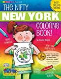 img - for The Nifty New York Coloring Book (The New York Experience) by Carole Marsh (2000-09-01) book / textbook / text book