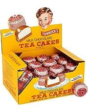 Tunnock's Milk Chocolate Tea Cakes 24g Pack of 36