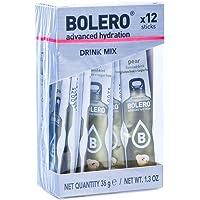 Bolero Functional Food Sticks Pear - Pacco da 12 x 3 g