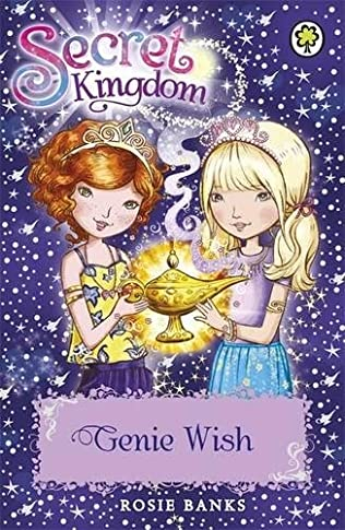 book cover of Genie Wish