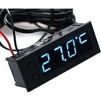 Cuigu 3en 1multifunción Alta precisión Reloj de Interior