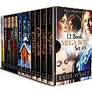 12 Book Mega Box Set #3: (Historical Pioneer Wilderness Romance Serice)