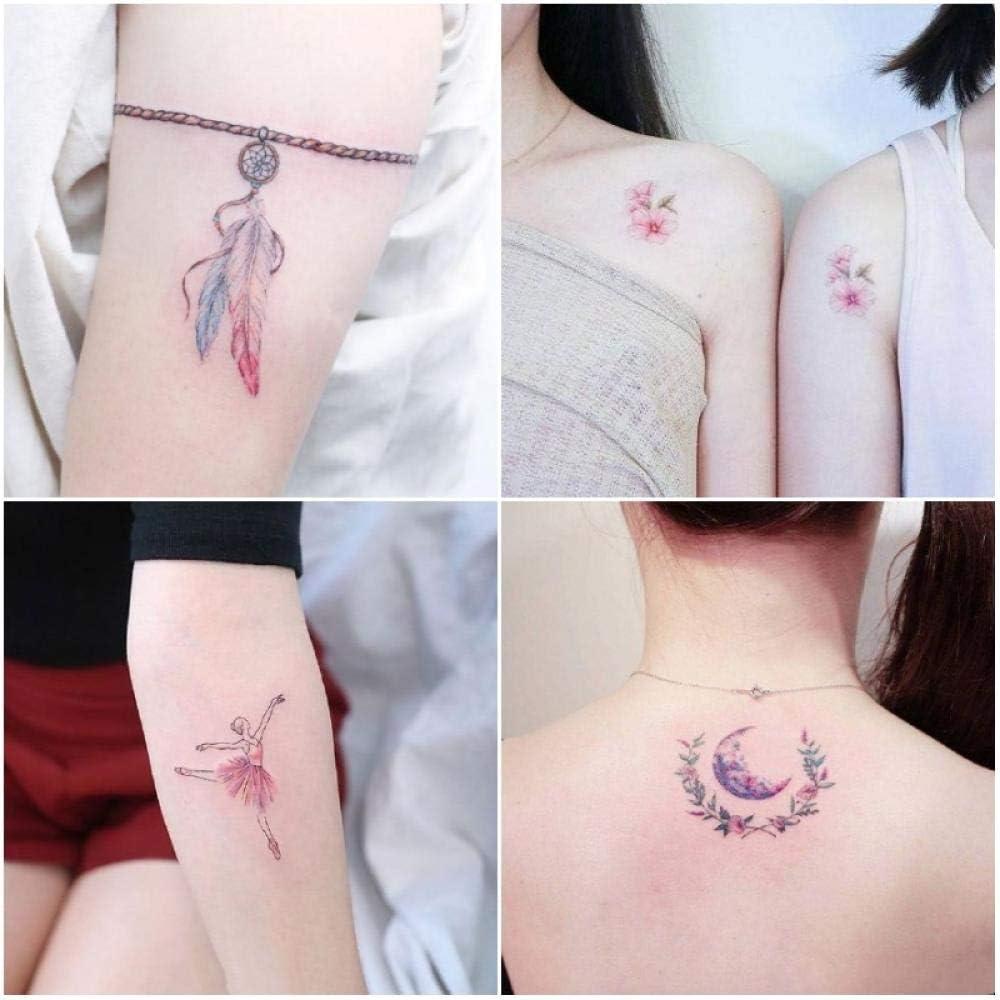 Pegatinas de tatuaje impermeables para hombres y mujeres ...