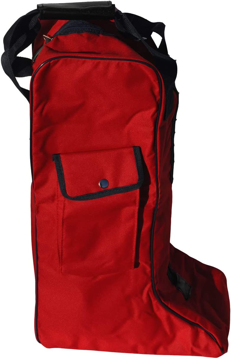 Long Boot Bag 4 Colours Rhinegold Long Riding Boot Bag