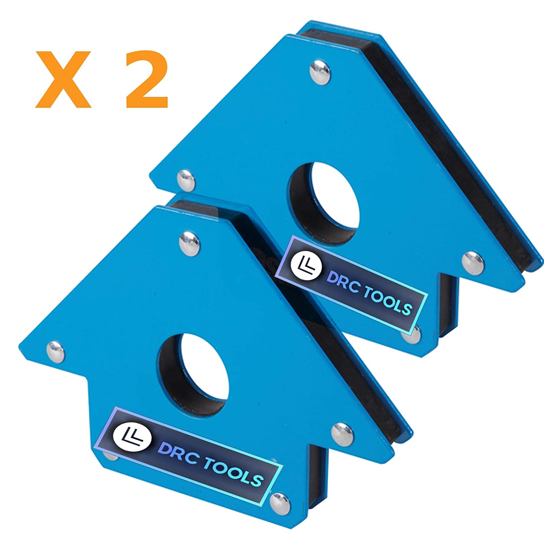x2 squadra magnetica 100mm magnete permanente saldatura saldatrice squadro