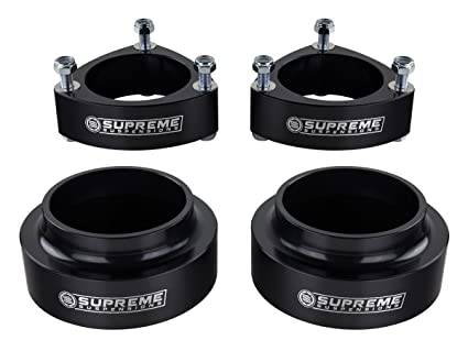 Amazon Com Supreme Suspensions Full 2 Front 2 Rear Lift Kit