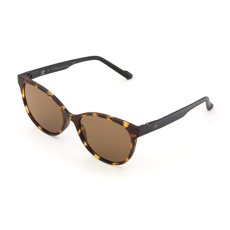 adidas - Gafas de sol - para hombre Beige Havana Talla única ...