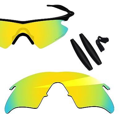 358a6fc0c3 BlazerBuck Anti-salt Polarized Replacement Lenses   Sock Kit for Oakley M  Frame Heater -