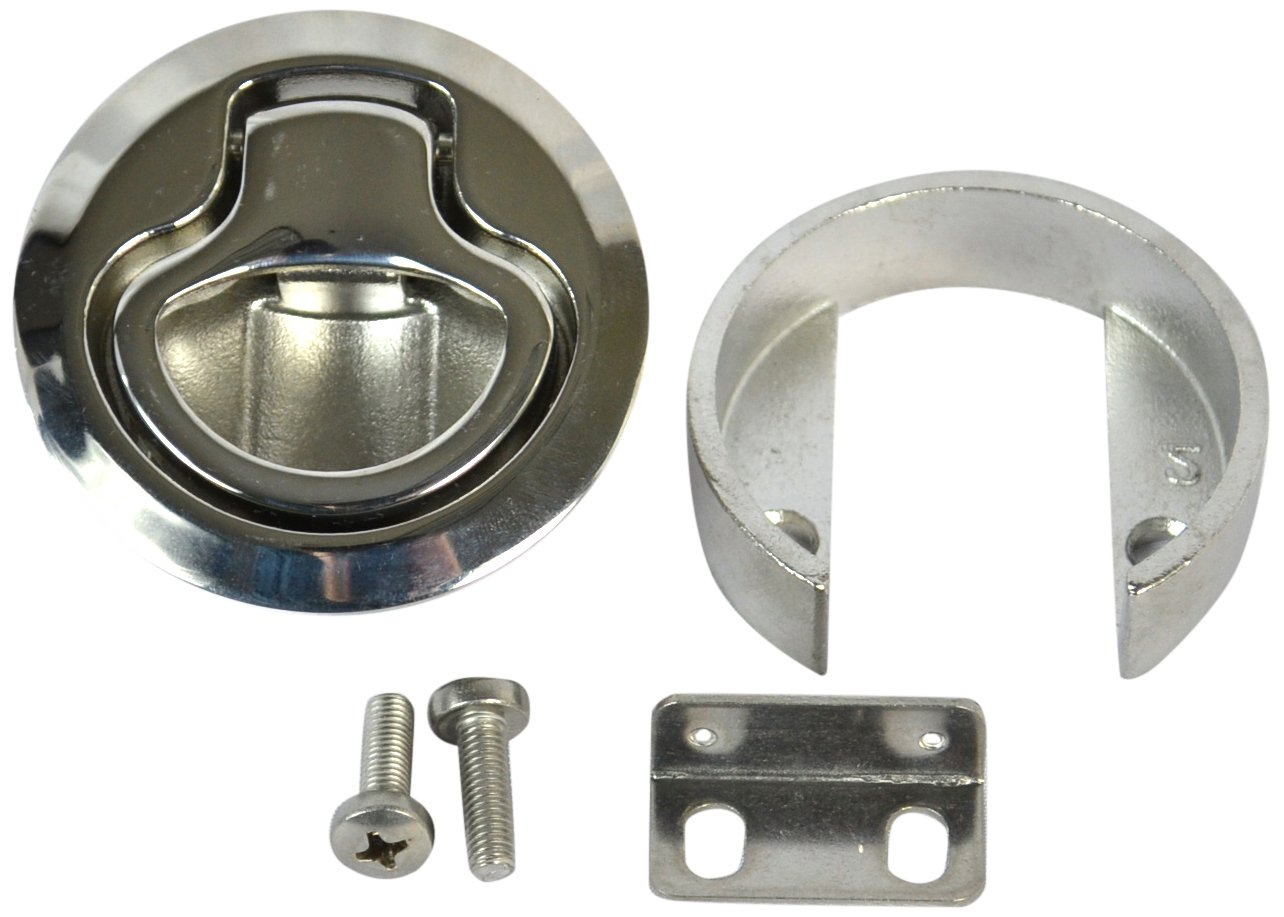 Southco Series M1-64-8 Stainless Steel 316 Flush