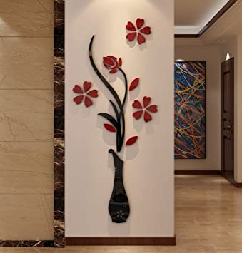 Hermione Baby 3d Vase Wall Murals For Living Room Bedroom Sofa Backdrop Tv Wall Background Originality Stickers Gift Diy Wall Decal Wall Decor Wall