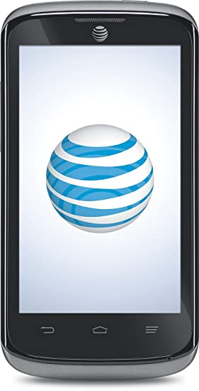 Amazoncom ATT Radiant ATT Go Phone No Annual Contract Cell - Free downloadable invoice template word atandt online store