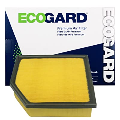 ECOGARD XA6103 Premium Engine Air Filter Fits Lexus GS350 3.5L 2013-2020, IS250 2.5L 2014-2015, RX350 3.5L 2016, IS200t 2.0L 2016-2020, IS350 3.5L 2014-2020, RC350 3.5L 2015-2020: Automotive