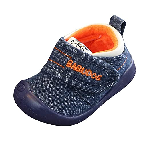 e0e396d0bc623 Amazon.com: Lucoo Toddler Shoes,Newborn Baby Boys Girls Letter Mesh ...