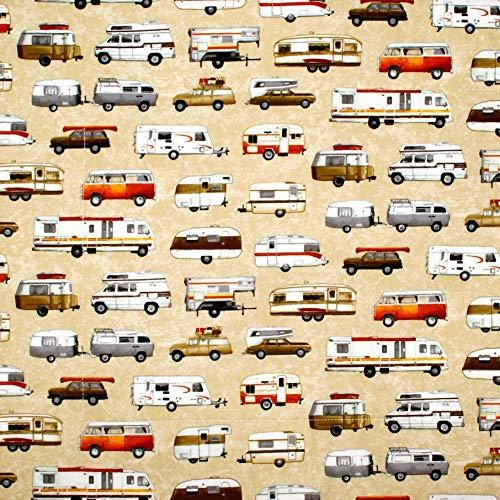 Camper Dish Drying Mat - Pet Placemat - Appliance Mat - Camping Trailers - Motorhome - Van - ()