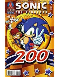 Sonic the Hedgehog #200 VF/NM ; Archie comic book