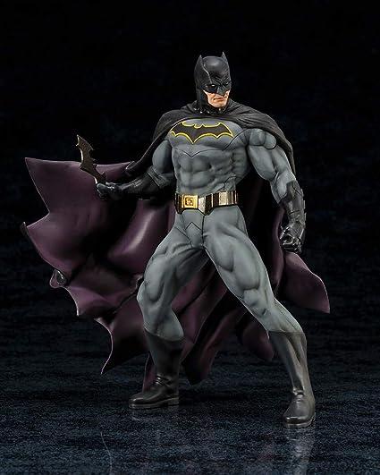 DC Comics Batman 1:10 Scale Pre-Painted Classic Batman Statue Kotobukiya ARTFX