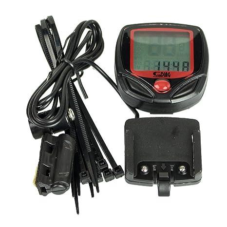 Bike Cycle Bicycle Cycling Digital Computer Speedo Odometer Speedometer Meter
