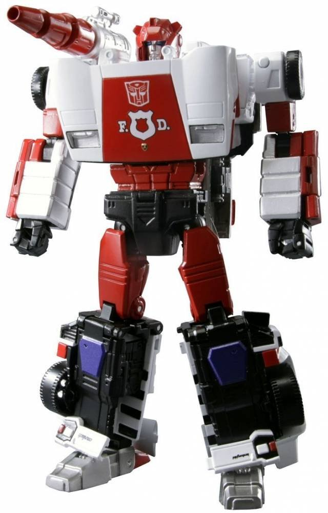 """KO Version"" Transformers Masterpiece MP-14 Red Alert"