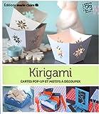 Kirigami : Cartes pop-up et motifs à découper
