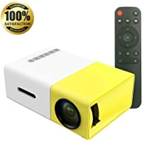 projector LED White & Yellow yg301