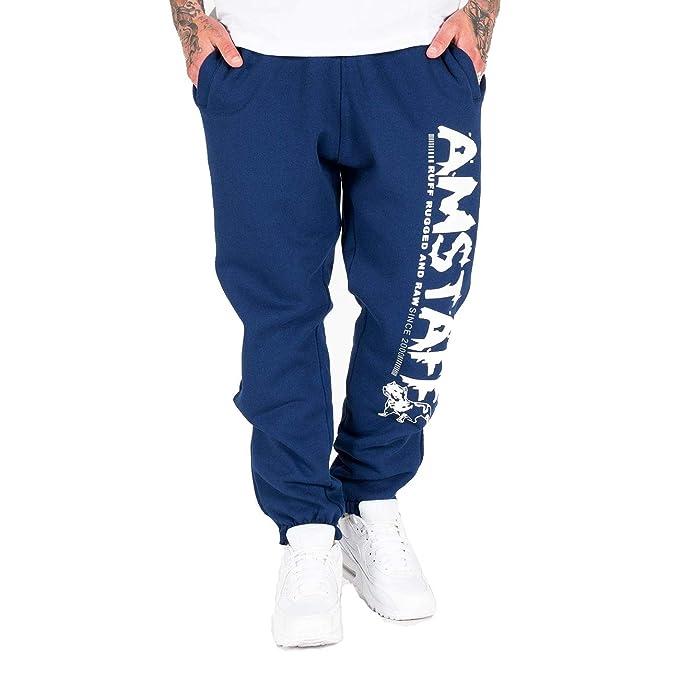 Amstaff Blade - Pantalones de chándal, Color Azul Marino Azul S ...