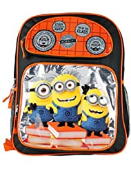 Despicable Me Minions At the Top of the Class Boys 16 School Backpack Bag