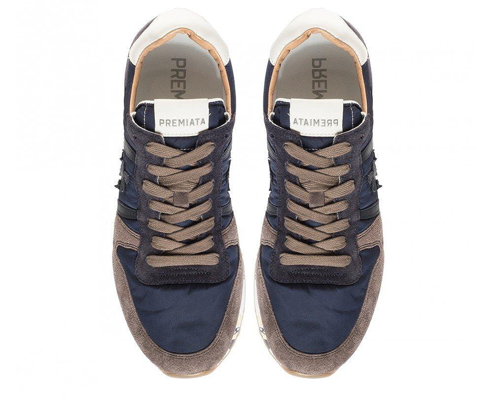 PREMIATA Herren Sneaker Blau Blau, Blau - Blau - Größe  43 EU  Amazon.de   Schuhe   Handtaschen f58f9f6f12