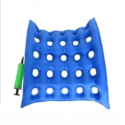 ZW agujeros rectangulares médico cojín de asiento en silla ...