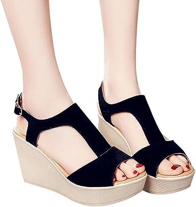 Women High Heel Platform Shoes,Hemlock