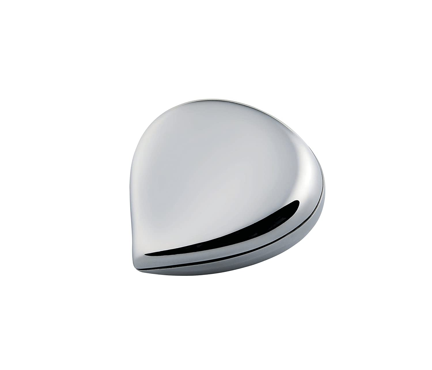 Amazon.com Alessi Chestnut Pill Box Aleesi CHB01 Silver Home u0026 Kitchen  sc 1 st  Amazon.com : stainless steel pill box - Aboutintivar.Com