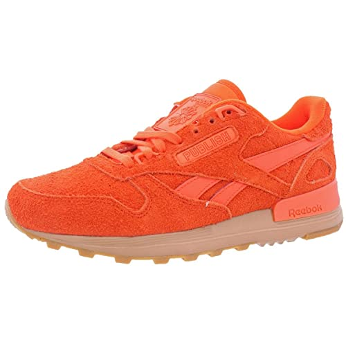 568e19bf43e Reebok Mens CL Leather 2.0 X Publish Suede Classic Sneakers  Amazon.ca   Shoes   Handbags