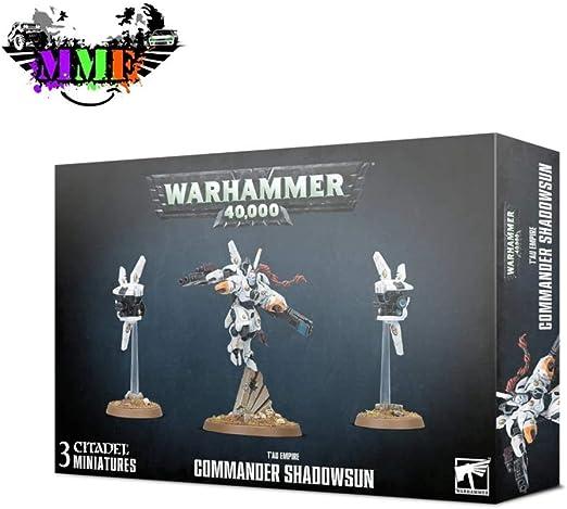 Games Workshop Warhammer 40k - Empire Tau Commander Shadowsun