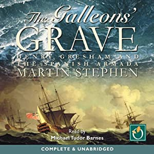 The Galleon's Grave Audiobook
