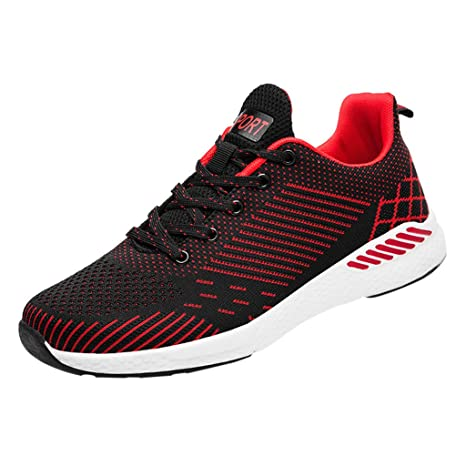 f3bd0e2c1f094 Amazon.com: Couple Shoes,Men Casual Running Shoes Fashion Breathable ...