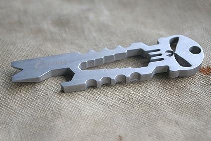 Titanium Tiremet multifunción navaja suiza Pocket de ...