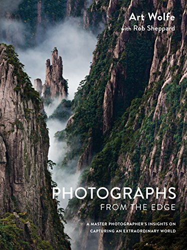 Legendary nature photographer Art Wolfe presentsan intimate, behind-the-scenes guide tothe experiences, decisions, and methods that helpedhim capture images from some of the most excitinglocations across the globe. In Photographs from the Edge, y...