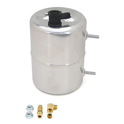 COMP Cams 5201 Vacuum Canister, Zinc Plated and Polished: Automotive