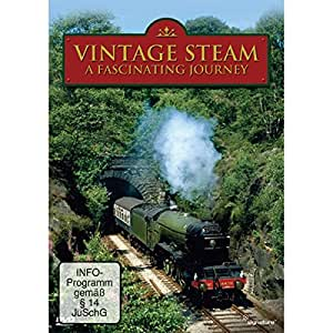 Vintage Steam - a Fascinating Journey [Import anglais]