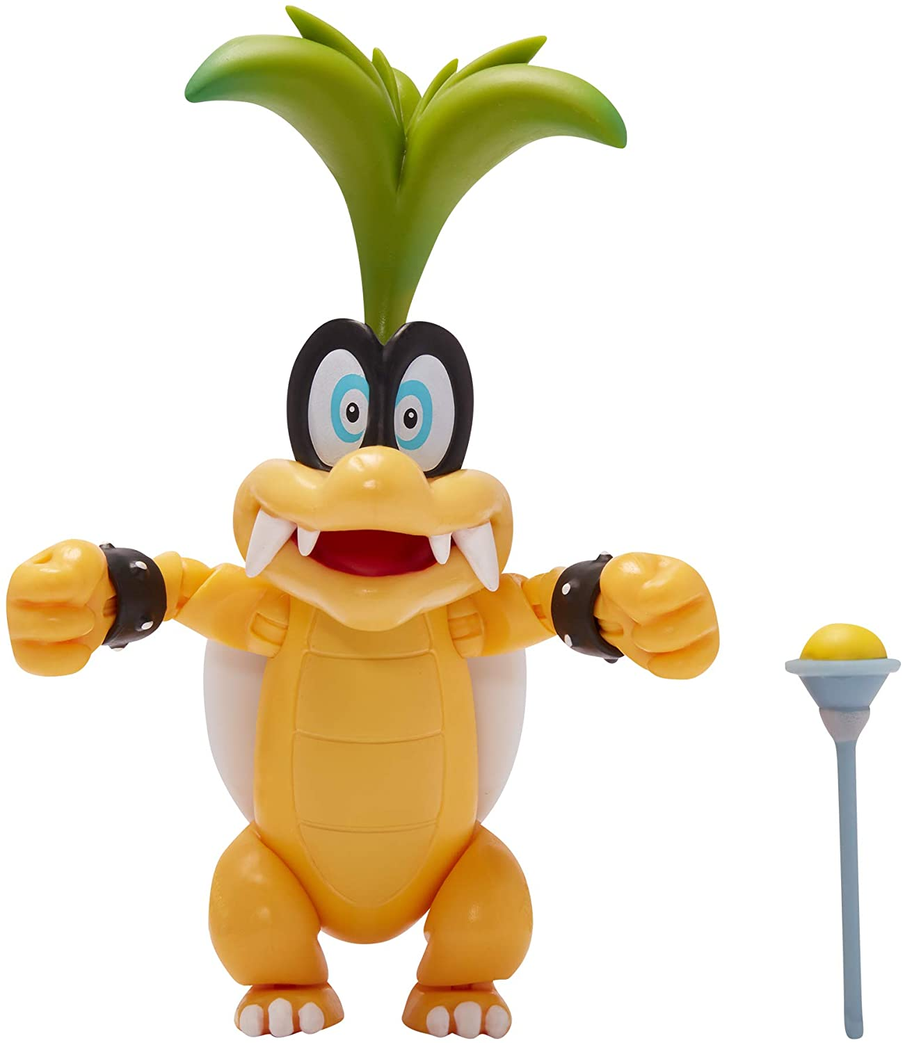 SUPER MARIO Larry Koopa Action Figure 2.5 Inch Collectible Toy NEW 2020