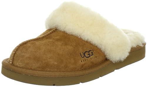 UGG Cozy II 5614 - Zapatillas de casa para mujer, color marrón, talla 41