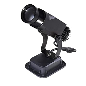 Amazon.com: AMAZOIN - Proyector de luz LED con logotipo de ...