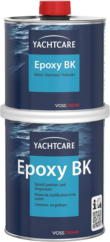 Resina epoxi Yachtcare Epoxy BK Transparente