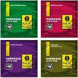 エスプレッソマシン用 44mmカフェポッド エスプレッソカフェポッド 4種類 アソートパック 30個 マメーズ焙煎工房のスペシャルティコーヒー100%です。
