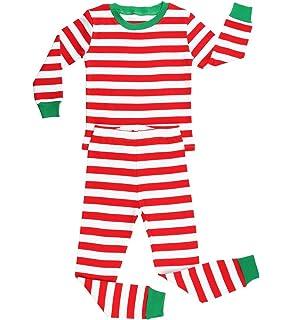 Elowel - Pijama para Bebe Unisexo Chicas Chicos, (Talla 6 m-14 Anos