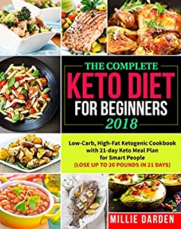 The Complete Ketot For Beginners 2018 Low Carb High Fat Ketogenic