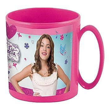 New York rencontrer lisse GUIZMAX Tasse Violetta Micro Onde Disney mug Plastique ...